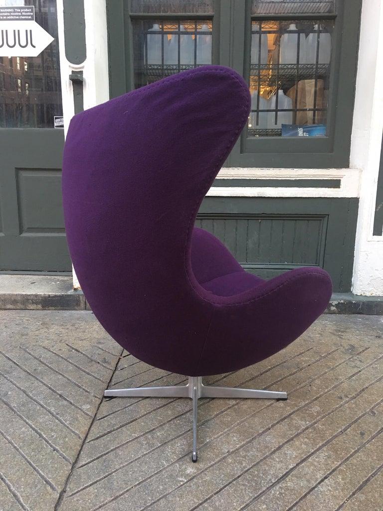 Danish Arne Jacobsen Egg Chair