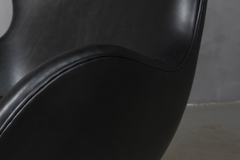 Arne Jacobsen Egg Chair In Excellent Condition For Sale In Esbjerg, DK