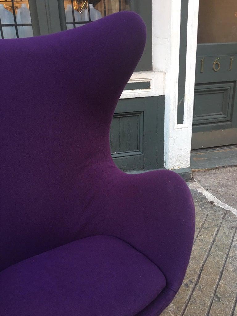 Mid-20th Century Arne Jacobsen Egg Chair