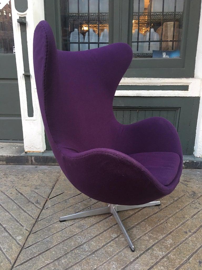Arne Jacobsen Egg Chair 1