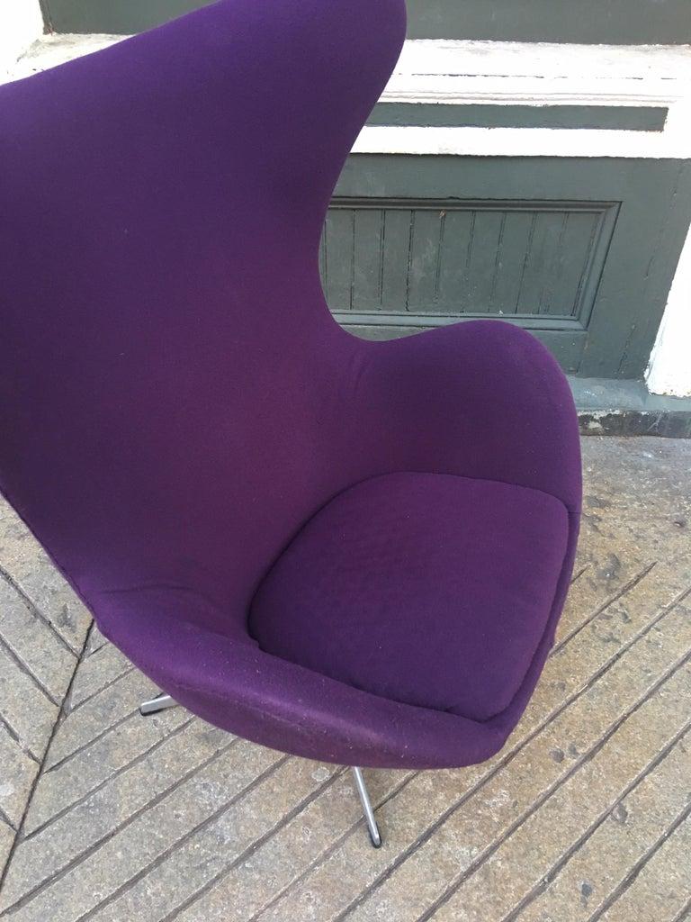 Arne Jacobsen Egg Chair 2