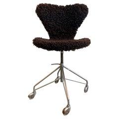 Arne Jacobsen for Fritz Hansen Desk Chair 'model 3117'