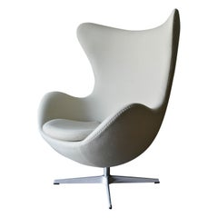 Arne Jacobsen for Fritz Hansen Egg Chair, 1958