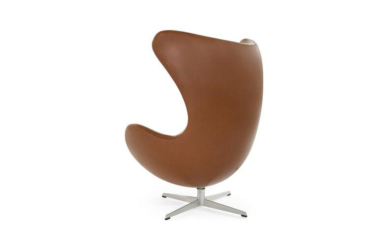 20th Century Arne Jacobsen for Fritz Hansen Egg Chair, Denmark, 1966 For Sale