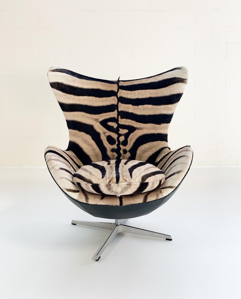 Ask any lover of midcentury Furniture to name the top 5 iconic chairs of mcm design and we guarantee Arne Jacobsen's famous Egg chair would be on that list. Jacobsen was a true visionary as an architect and designer, and his Egg chair is the epitome
