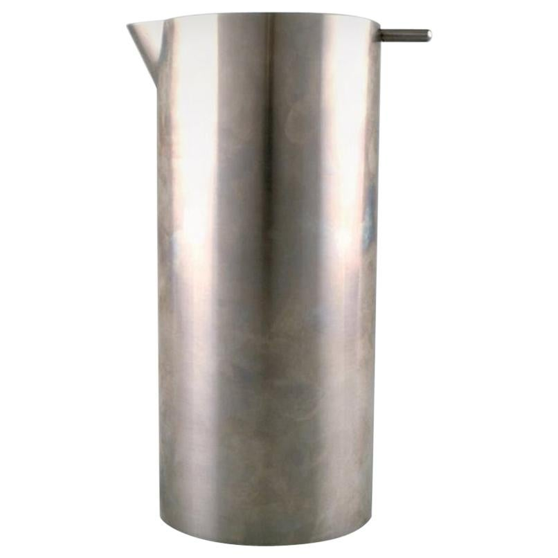 Arne Jacobsen for Stelton, Cocktail Mixer in Stainless Steel