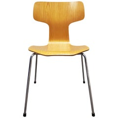 Arne Jacobsen Model 3103 Hammer Chair for Fritz Hansen, Denmark, 1970s