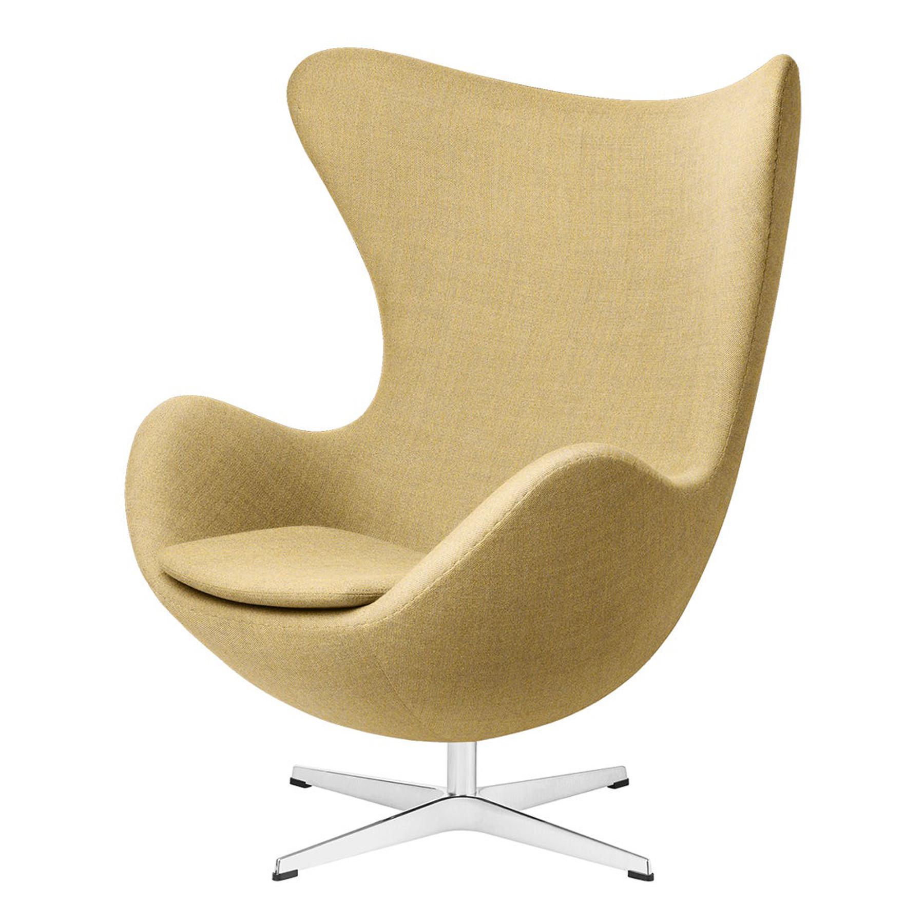 Arne Jacobsen Model 3127 Egg Easy Chair Fabric