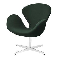 Arne Jacobsen Model 3320 Swan Easy Chair Fabric