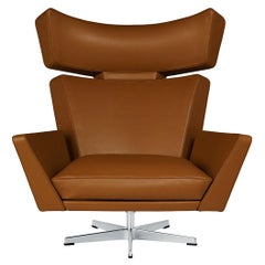 Arne Jacobsen Model 4201 Oksen Leather
