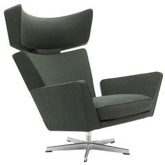 Arne Jacobsen Ox Oksen Lounge Chair