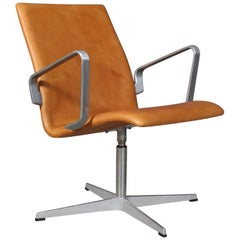 Arne Jacobsen Oxford Lounge Chair