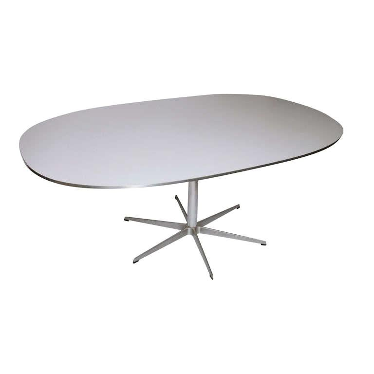 Arne Jacobsen & Piet Hein Dining Table