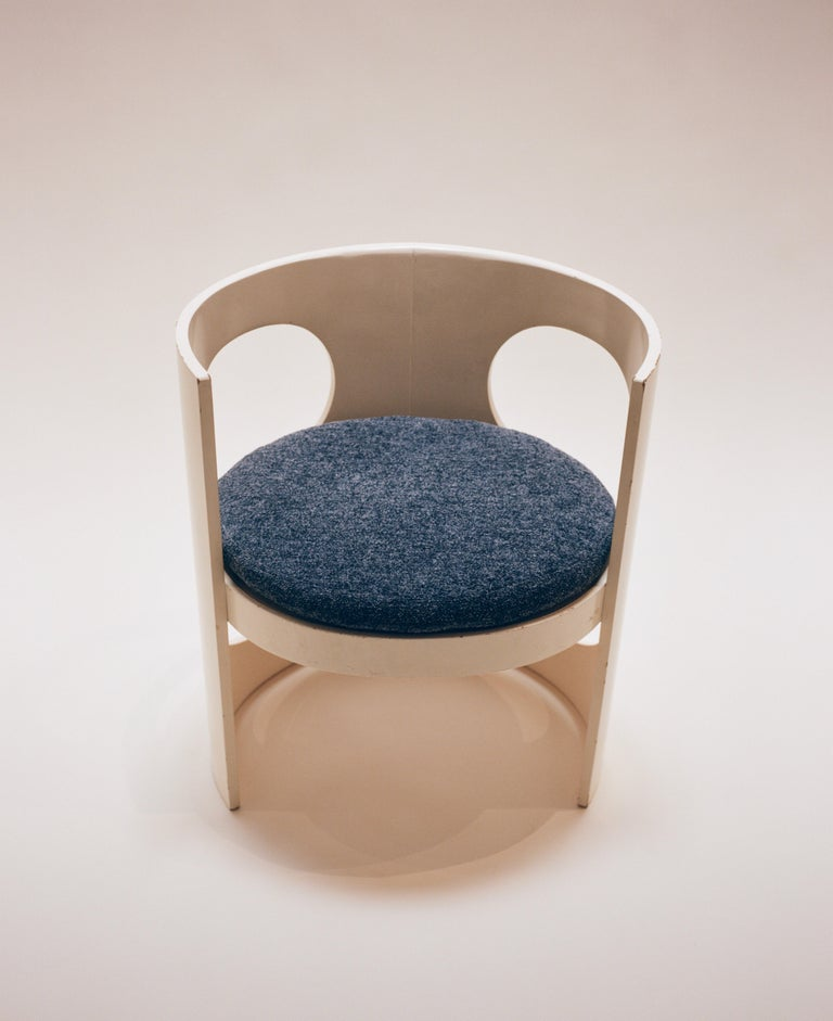 Lacquered Arne Jacobsen