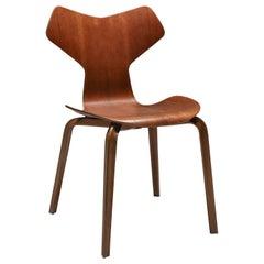 Arne Jacobsen's Grand Prix Chair Fritz Hansen