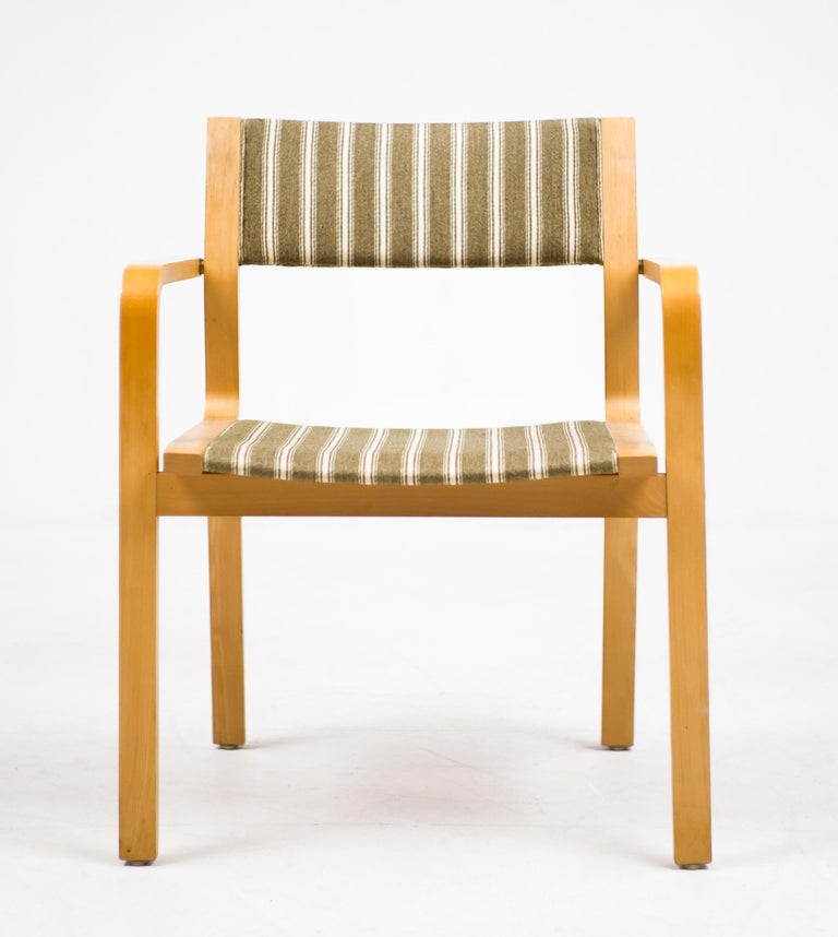 Arne Jacobsen Saint Catherine College Chairs For Sale 2