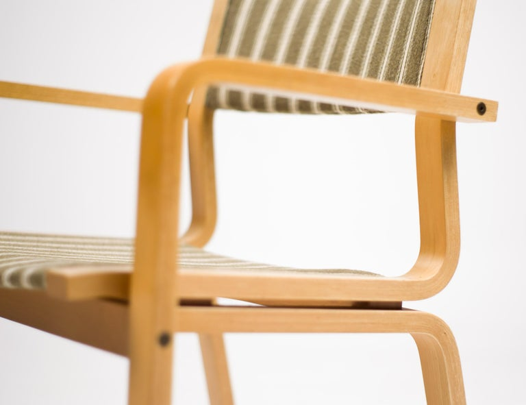 Scandinavian Modern Arne Jacobsen Saint Catherine College Chairs For Sale