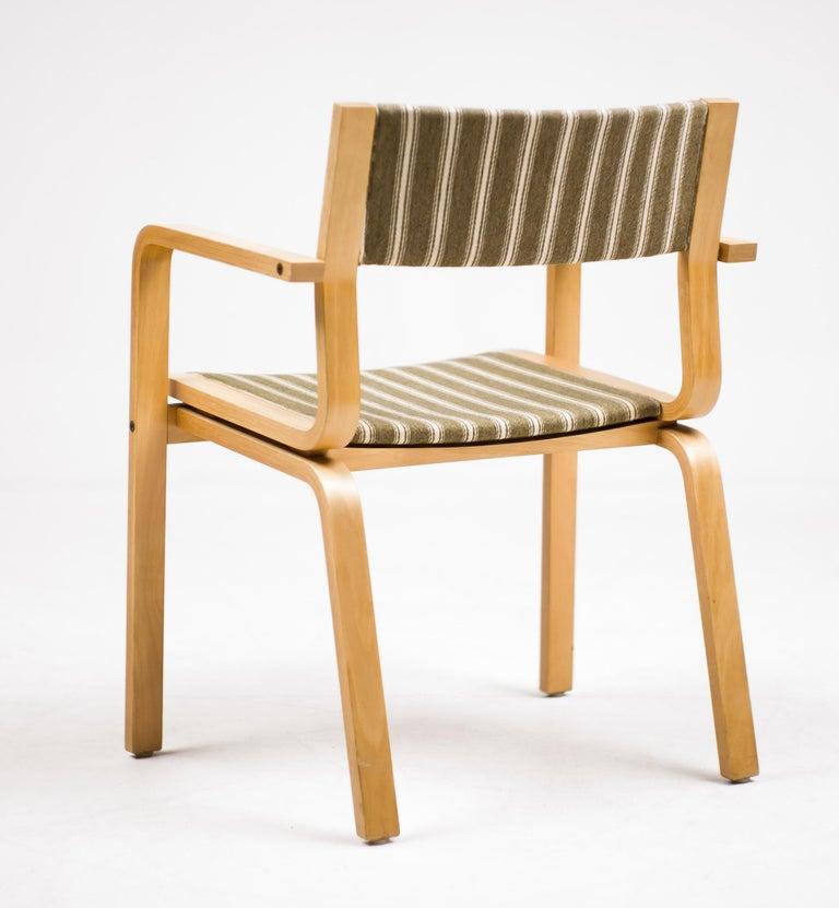Danish Arne Jacobsen Saint Catherine College Chairs For Sale