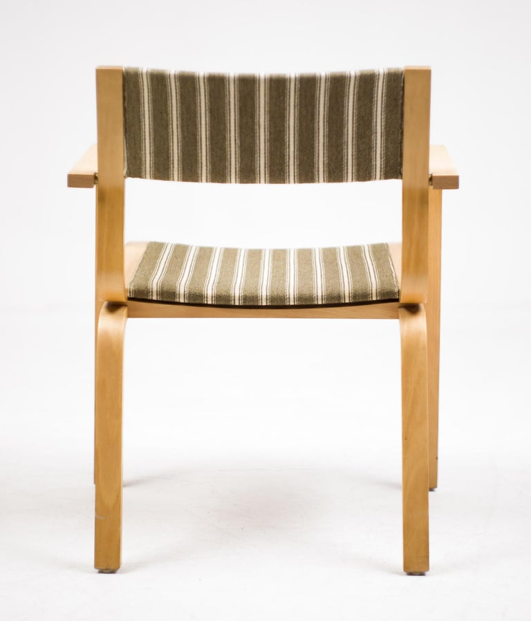 Wood Arne Jacobsen Saint Catherine College Chairs For Sale