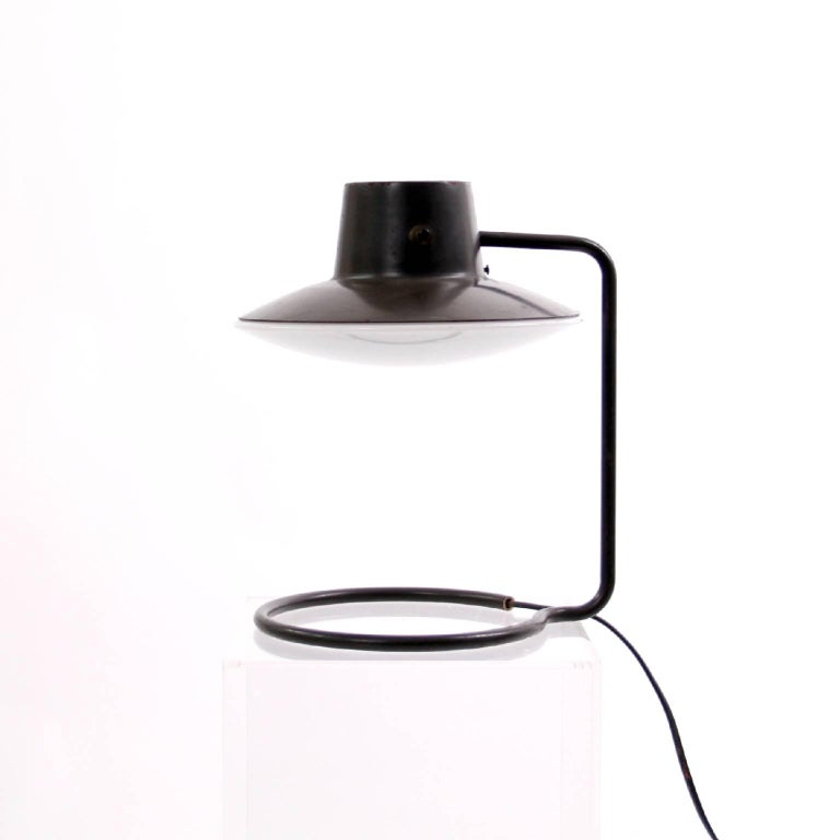 Scandinavian Modern Arne Jacobsen Saint Catherine Table Lamp 1960s For Sale