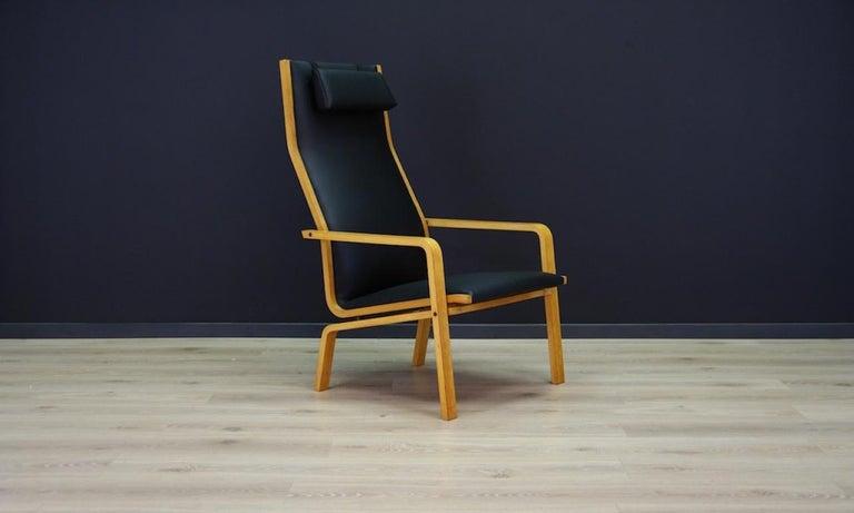 Mid-Century Modern Arne Jacobsen Sessel Danish Design Fritz Hansen For Sale