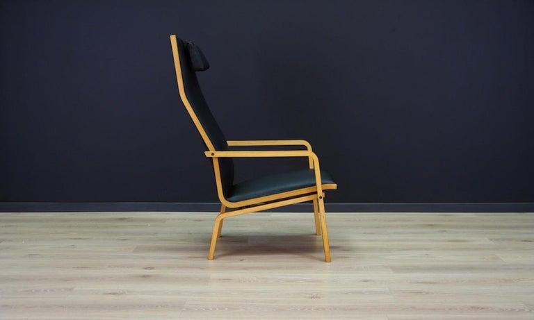 Woodwork Arne Jacobsen Sessel Danish Design Fritz Hansen For Sale