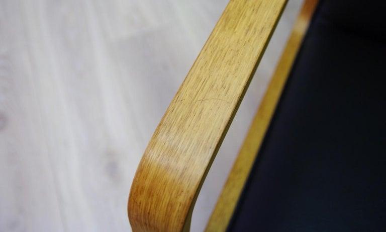 Faux Leather Arne Jacobsen Sessel Danish Design Fritz Hansen For Sale