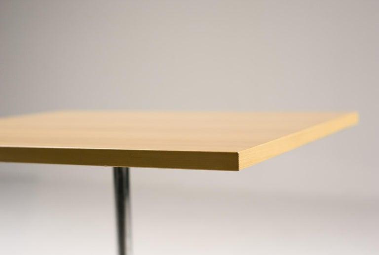 Danish Arne Jacobsen Shaker Cafe Table For Sale