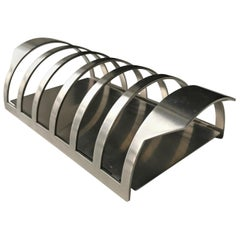 Arne Jacobsen Toast Rack Stelton Discontinued