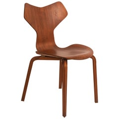 Arne Jacobsen's Grand Prix Chair Fritz Hansen