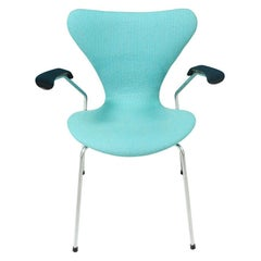 Arne Jacobson Series-7 Desk Chair for Fritz Hansen