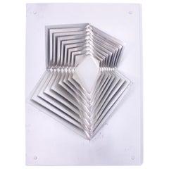 Arne Jones, Blossom Aluminium Multiple Sculpture, 1970s