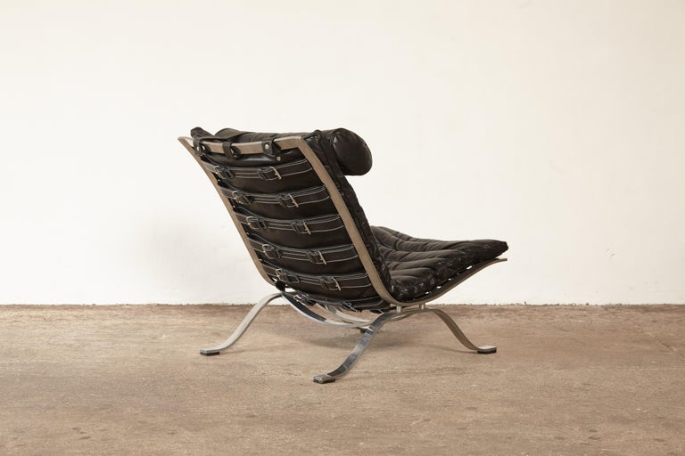 20th Century Arne Norell Ari Lounge Chair, 1970s, Sweden