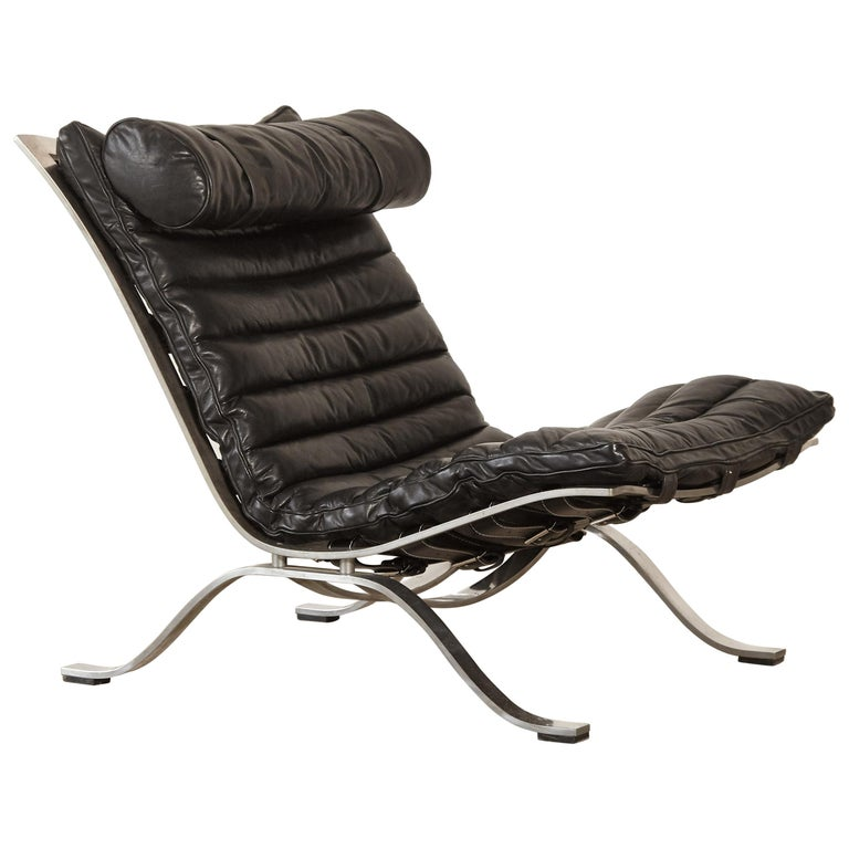 Arne Norell Ari Lounge Chair, 1970s, Sweden