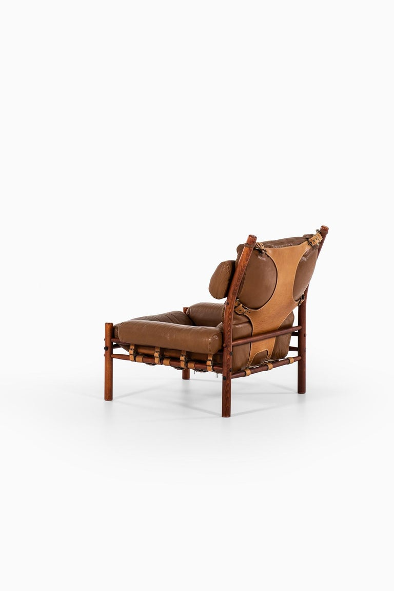 Arne Norell Easy Chair Model Inca By Arne Norell Ab In