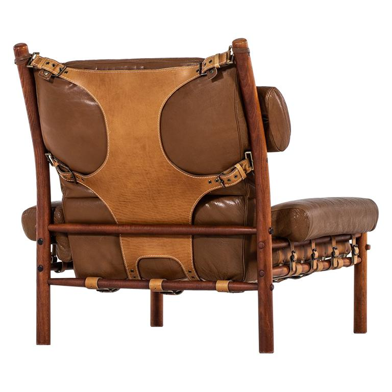 Arne Norell Easy Chair Model Inca By, Arne Norell Inca Chair