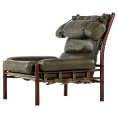 Arne Norell easy chair model Inca by Arne Norell AB in Sweden