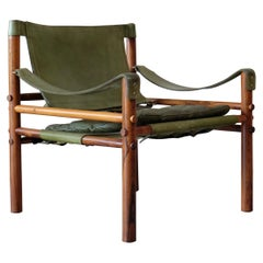 Arne Norell Easy Chair Model Sirocco, 1960s