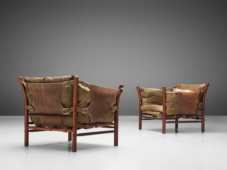 Arne Norell Ilona Club Chairs At 1stdibs, Arne Norell Ilona Chair