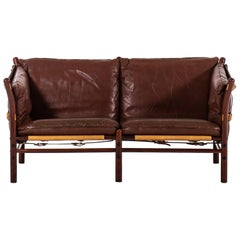 Arne Norell Ilona Sofa Produced by Arne Norell Ab in Sweden