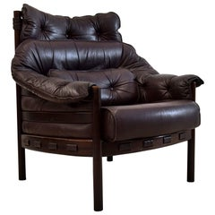 Arne Norell Mid-Century Modern Lounge Chair