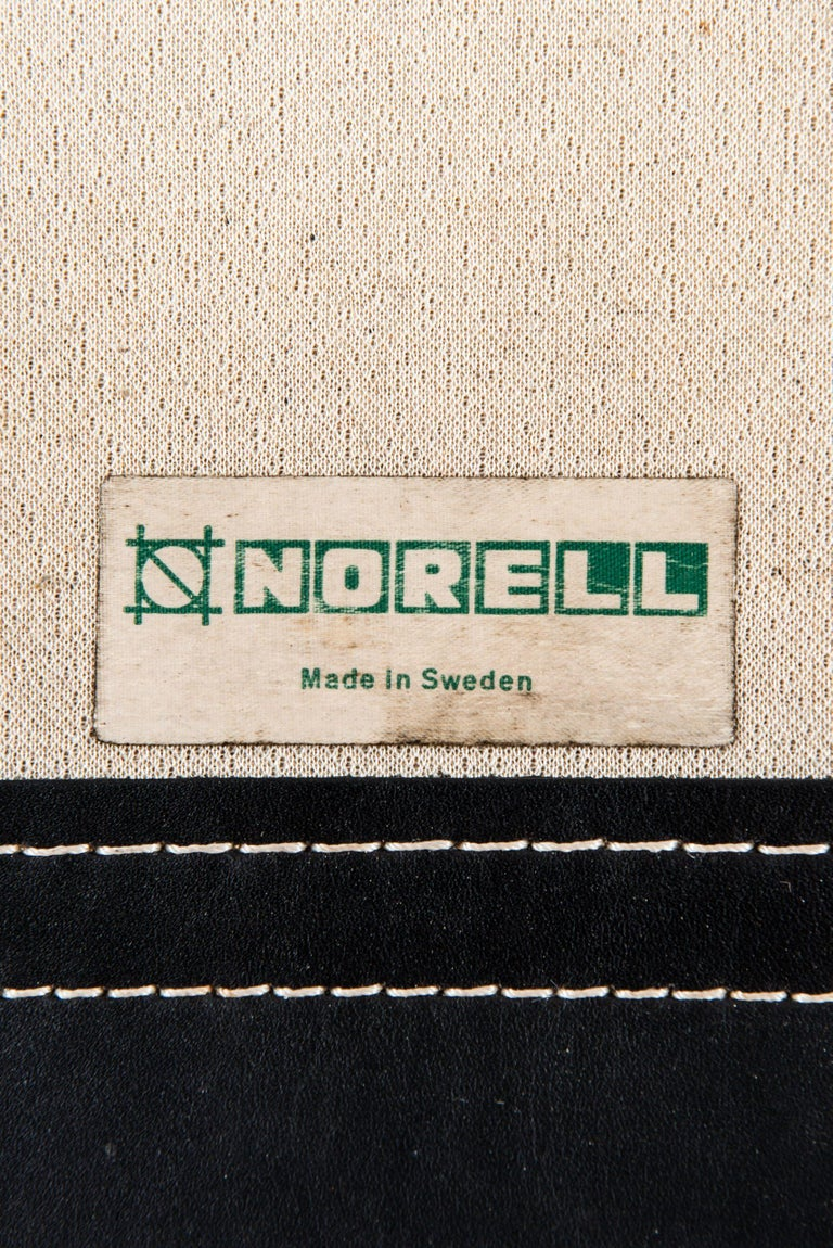 Swedish Arne Norell Sofa Model Ilona Produced by Arne Norell AB in Aneby, Sweden For Sale