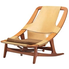 Arne Tidemand Ruud for Norcraft 'Holmkollen' Lounge Chair