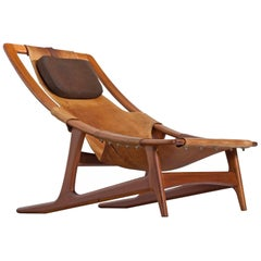 Arne Tidemand Ruud 'Holmkollen' Lounge Chair for Norcraft