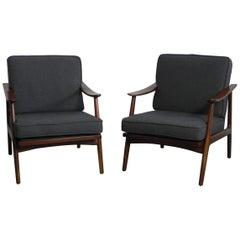 Arne Vodder 1950 armchair Denmark