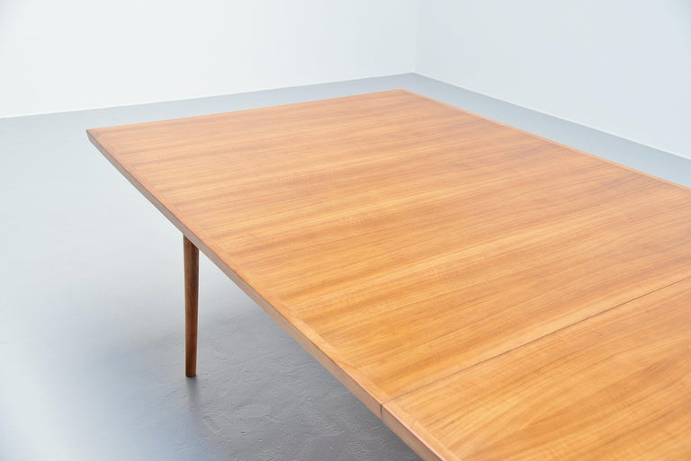 Mid-20th Century Arne Vodder Conference Table Sibast Mobler, Denmark, 1960 For Sale