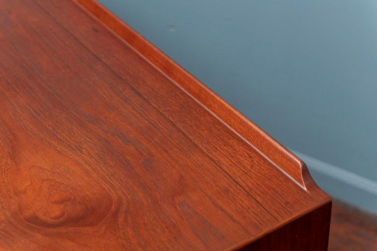 Arne Vodder Credenza for Sibast Teak Model 29 Credenza For Sale 5