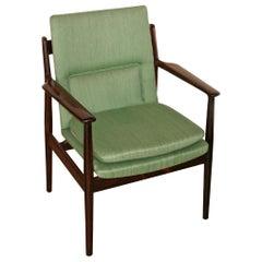 Arne Vodder Desk / Conference / Dining Chair Made by Sibast