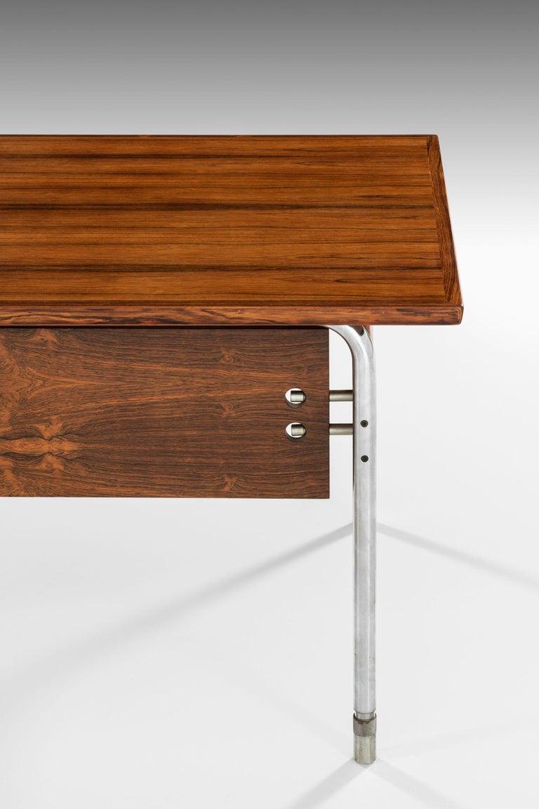 Arne Vodder Desk Produced by Sibast Møbelfabrik in Denmark For Sale 5
