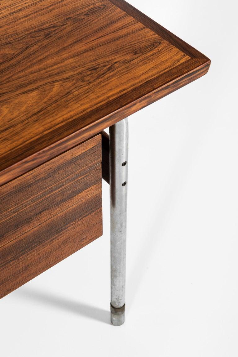 Scandinavian Modern Arne Vodder Desk Produced by Sibast Møbelfabrik in Denmark For Sale